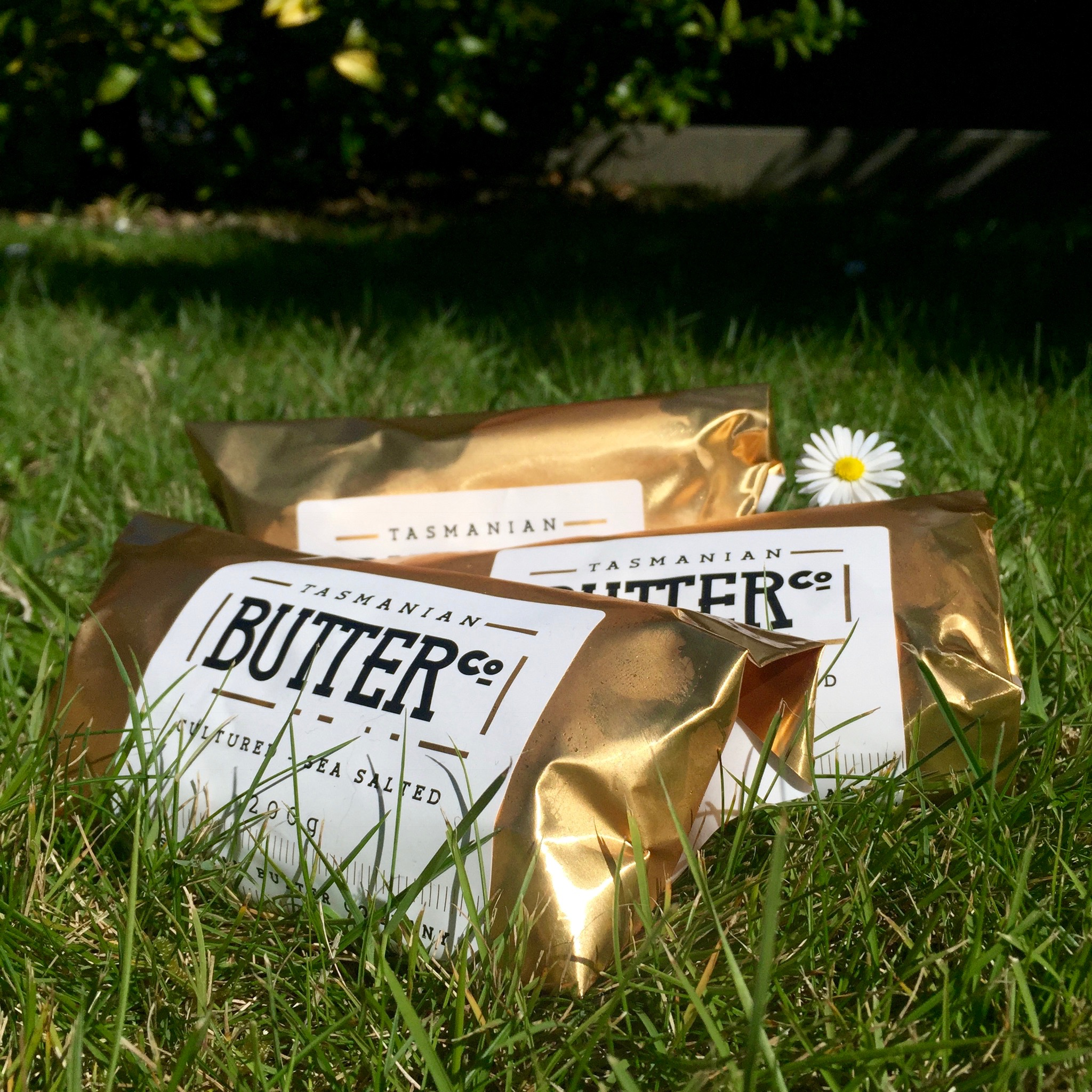 Box of Three Butters